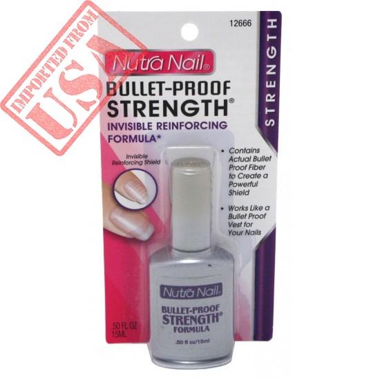 Original Nutra Nail Bullet-Proof Strengthening Formula sale in Pakistan