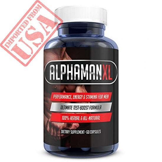 Buy AlphaMAN XL Male Pills Online in Pakistan