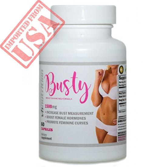 Buy Busty Breast Enhancement Pills Online in Pakistan